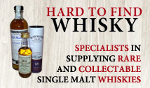 Rare Collectable Scotch Whisky & Worldwide Whiskey | Hard To Find Whisky