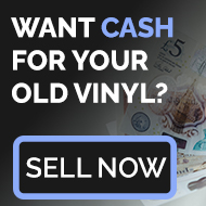 We will buy your vinyl for CASH