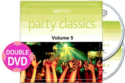 MIXMASH PARTY CLASSICS - VOLUME 5