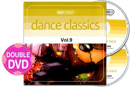 MIXMASH DANCE CLASSICS - VOLUME 9