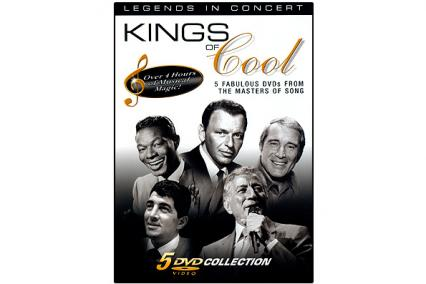 LEGENDS IN CONCERT - KINGS OF COOL