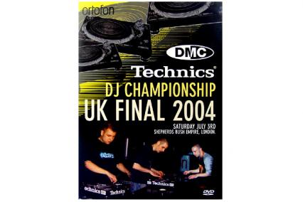 TECHNICS DJ CHAMPIONS - UK FINAL 2004
