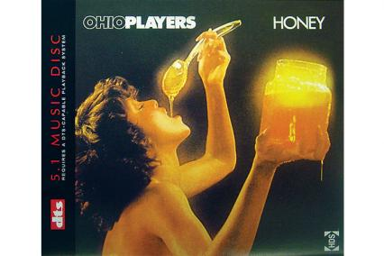 OHIO PLAYERS - HONEY - 5.1 DTS CD