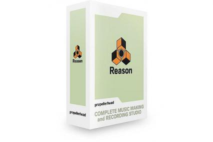 PROPELLERHEAD REASON 6 EDUCATIONAL - MUSIC PRODUCTION SOFTWARE (SINGLE LICENSE)