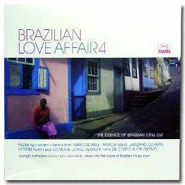 VARIOUS ARTISTS - BRAZILIAN LOVE AFFAIR 4