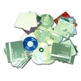 BARGAIN MYSTERY PACK - 50 ASSORTED CDS