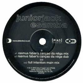 JUNIOR JACK - E SAMBA (REMIXES)