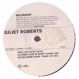 JULIET ROBERTS - FREE LOVE (1998)