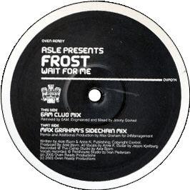 ASLE PRESENTS FROST - WAIT FOR ME