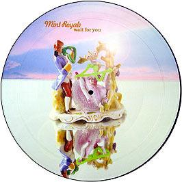 MINT ROYALE - WAITING IN THE RAIN (PICTURE DISC)