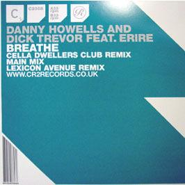 DANNY HOWELLS & DICK TREVOR FEAT. ERIR - BREATHE