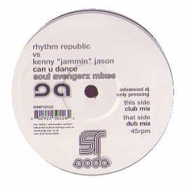FAST EDDIE & KENNY JAMMIN JASON - CAN U DANCE (SOUL AVENGERZ REMIXES)