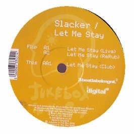 SLACKER - LET ME STAY