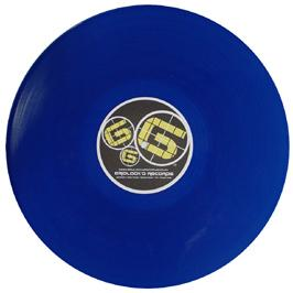 DIZZY DJ'S FEAT. SIOBHAN - CHANGE FOR YOU (BLUE VINYL)