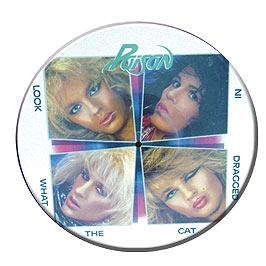 POISON - LOOK WHAT THE CAT DRAGGED IN (PIC DISC)