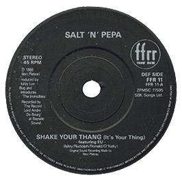SALT 'N' PEPA - SHAKE YOUR THANG
