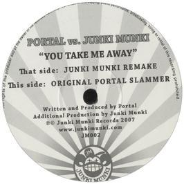 PORTAL VS JUNKI MUNKI - YOU TAKE ME AWAY