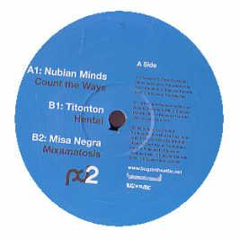 NUBIAN MINDZ - COUNT THE WAYS