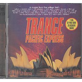 VARIOUS ARTISTS - TRANCE PACIFIC EXPRESS