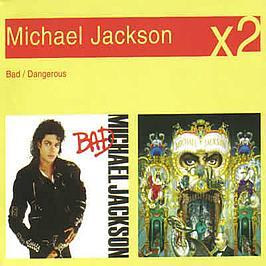 MICHAEL JACKSON - BAD / DANGEROUS