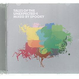 PLATIPUS PRESENTS - TALES OF THE UNEXPECTED 4 (MIXED BY SPOOKY)