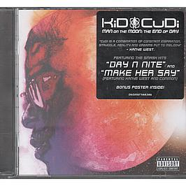 KID CUDI - MAN ON THE MOON (THE END OF DAY)