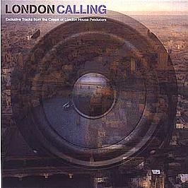 DISTANCE RECORDS PRESENTS   - LONDON CALLING