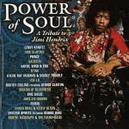 VARIOUS ARTISTS - POWER & SOUL: A TRIBUTE TO JIMI HENDRIX