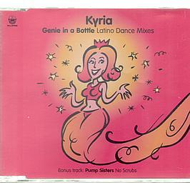 KYRIA - GENIE IN A BOTTLE