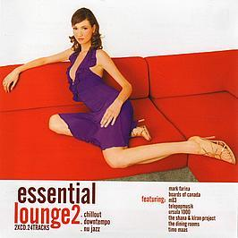 VARIOUS ARTISTS - ESSENTIAL LOUNGE 2