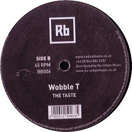 WOBBLE T - THE TASTE