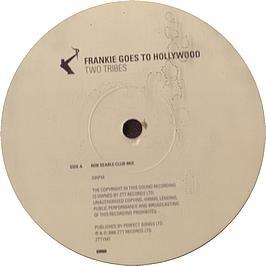 FRANKIE GOES TO HOLLYWOOD - TWO TRIBES (2000 REMIX)