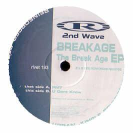 BREAKAGE - THE BREAK AGE EP