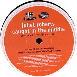 Juliet Roberts - Caught In The Middle (The '94 Mixes)