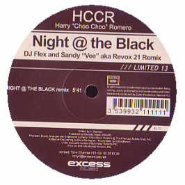 Night  The Black