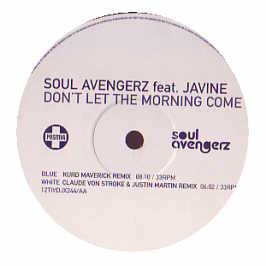 Soul Avengerz - Don't Let The Morning Come (disc 2)