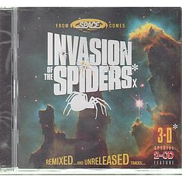 Space - Invasion Of The Spider (remixed & Unreleased)