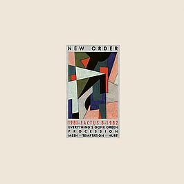 New Order - 1981-1982 Record
