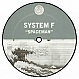 SYSTEM F - SPACEMAN - TSUNAMI - VINYL RECORD - MR106190