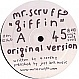 MR SCRUFF GIFFIN - Vinyl Records - MR115356