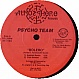 PSYCHO TEAM - BOLERO - ATMOSPHERE - VINYL RECORD - MR116727