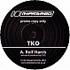 TKO - ROLF HARRIS / TERRORDOME - INFRARED 27 - VINYL RECORD - MR121343