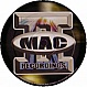 DEFCON ONE - TIME IS THE FIRE (A-SIDES REMIX) - MAC II - VINYL RECORD - MR130294