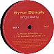 BYRON STINGILY    - SING A SONG - MANIFESTO - VINYL RECORD - MR13280