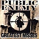 PUBLIC ENEMY - GREATEST MISSES - DEF JAM - VINYL RECORD - MR135496
