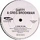 GUFFY & GREG B / C BANX & TANTRUM  - BRING THE FUNK / MOTHERS INTUTION - NUKLEUZ BLUE - VINYL RECORD - MR139710
