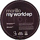ERICK MORILLO - MY WORLD EP - CASA ROSSO - VINYL RECORD - MR140894