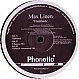 MAX LINEN - FLASHBACK - PHONETIC 10 - VINYL RECORD - MR144448