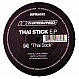 WICKAMAN - THAI STICK EP - INFRARED 33 - VINYL RECORD - MR145382