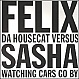 FELIX DA HOUSECAT - WATCHING CARS GO BY (REMIX) - EMPEROR NORTON - VINYL RECORD - MR145904